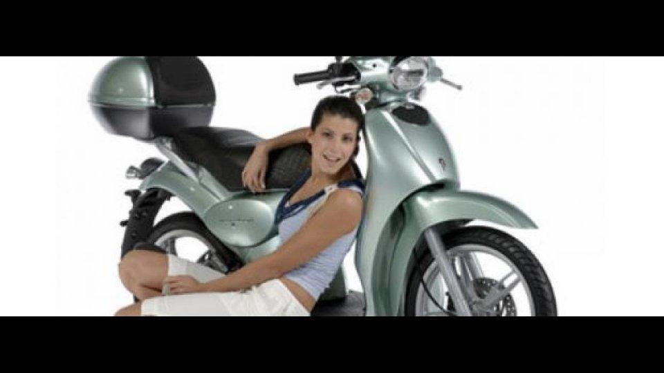 Moto - News: Aprilia Scarabeo 50 e 100 2007