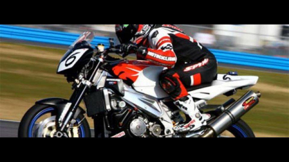 Moto - News: Un Tuono a Daytona!