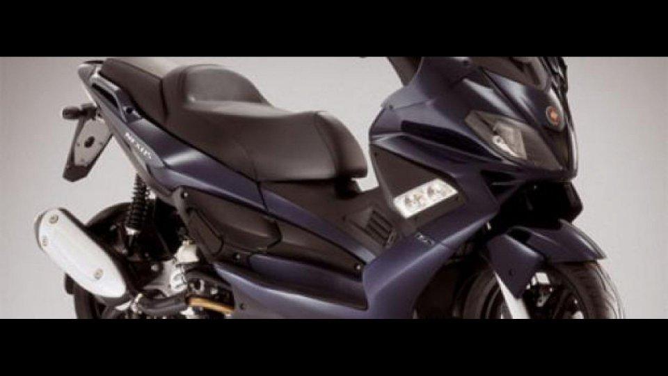 Moto - News: Gilera Nexus 125