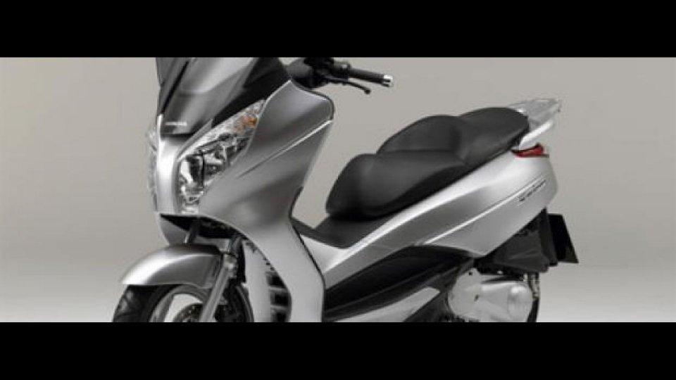 Moto - News: Honda S-Wing 125 - 150