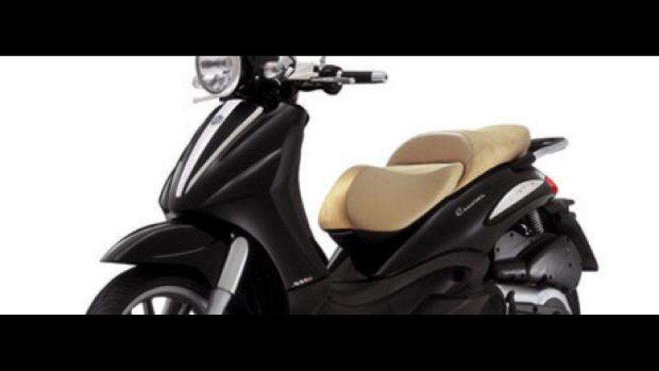 Moto - News: Piaggio Beverly Cruiser