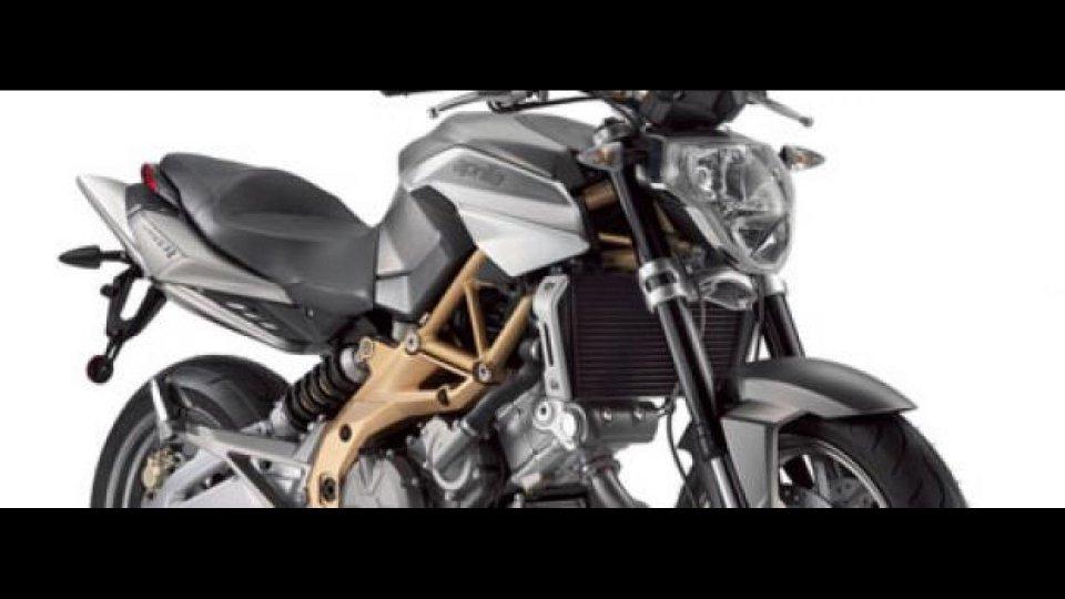 Moto - News: Aprilia Demo Ride 2007