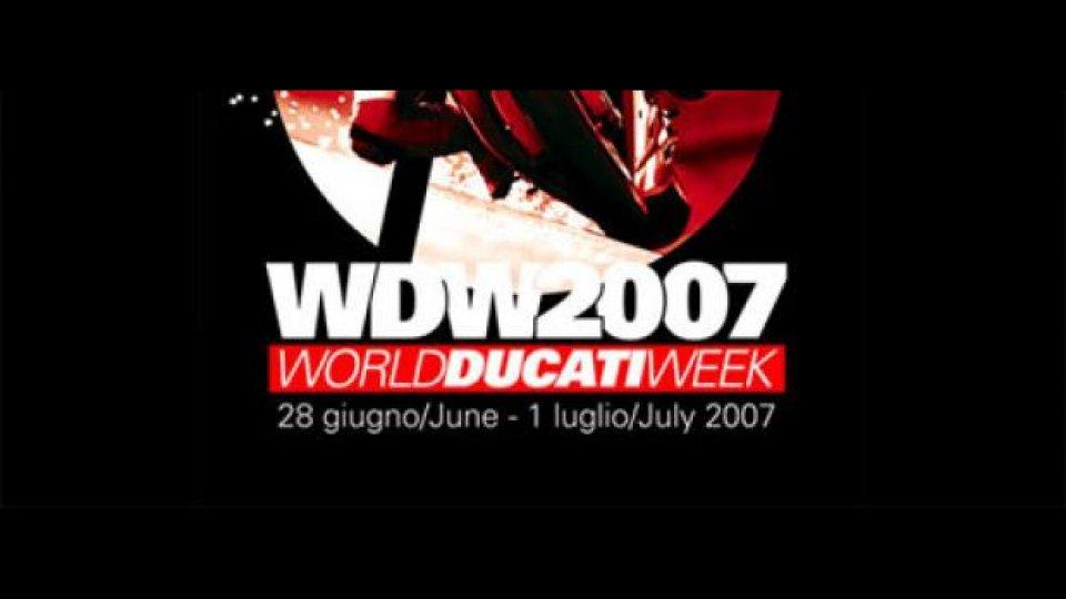 Moto - News: Ducati WDW 2007