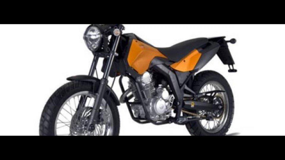 Moto - News: Derbi Cross City 125
