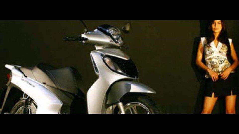 Moto - News: Malaguti Centro 125 - 160