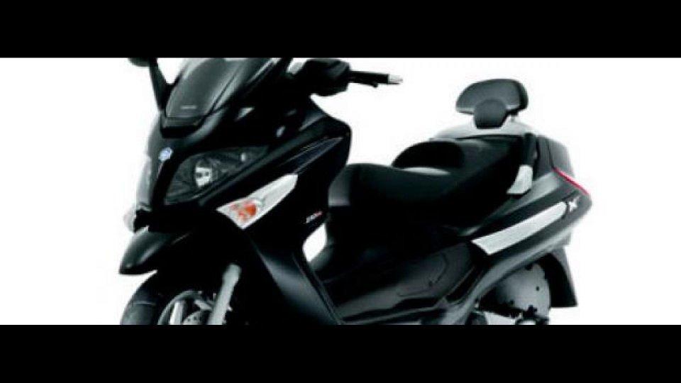 Moto - News: Nuovo Piaggio XEvo