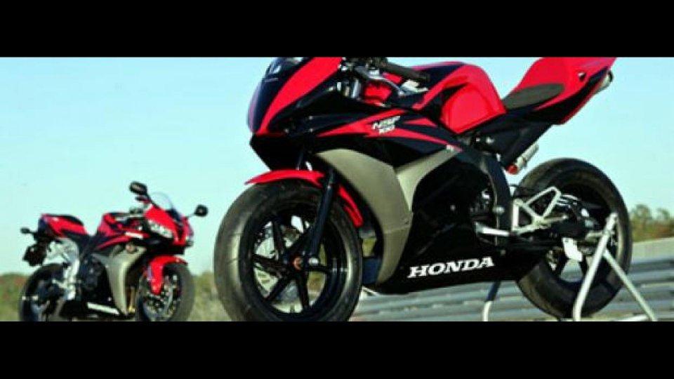 Moto - News: Honda Italia Racing Project