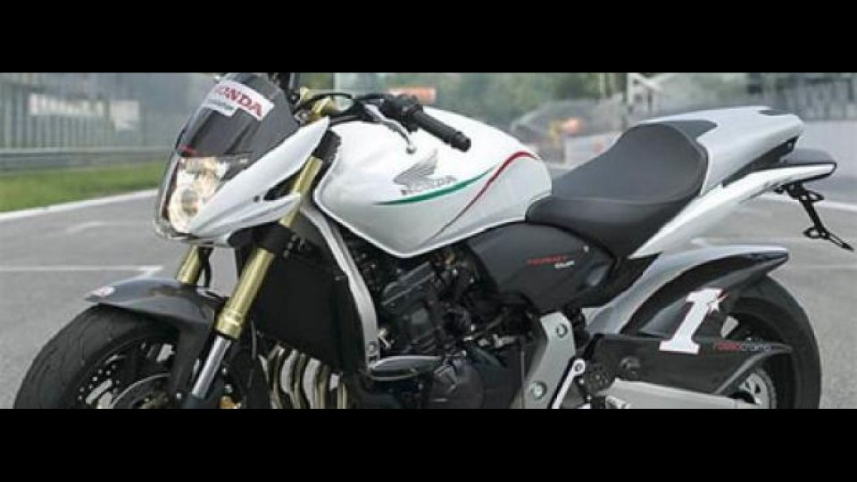 Moto - News: Honda Hornet Street Legal