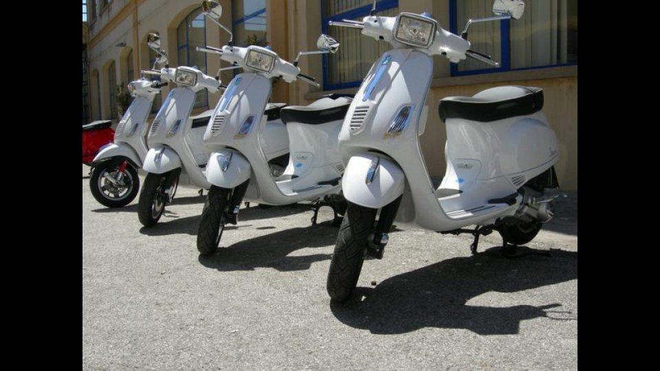 Moto - Gallery: nuova Vespa S