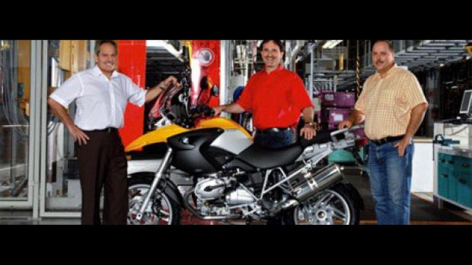 Moto - News: 100.000 BMW GS