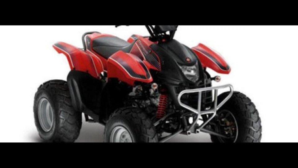 Moto - News: Gilera Oregon 250