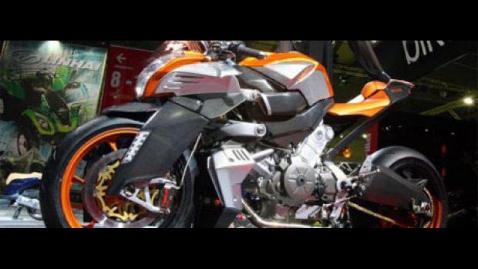 Moto - News: Aprilia FV2 1200