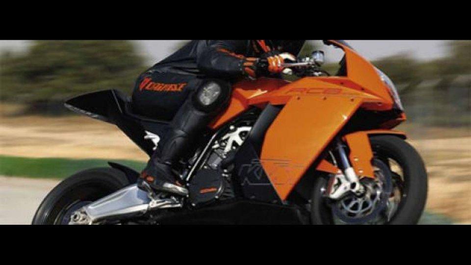 Moto - News: KTM RC8 1200