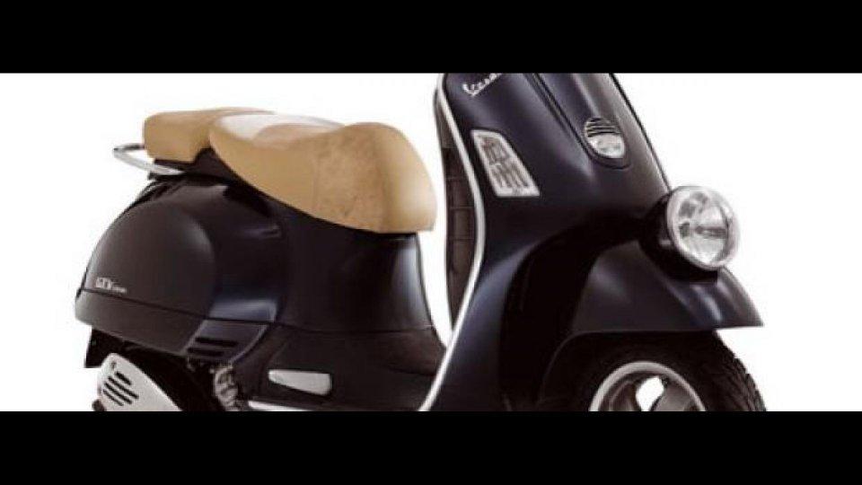 Moto - News: Vespa GTV Navy