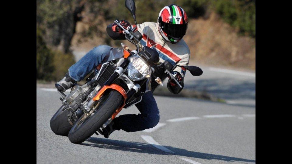 Moto - Gallery: Aprilia Shiver 750 - TEST