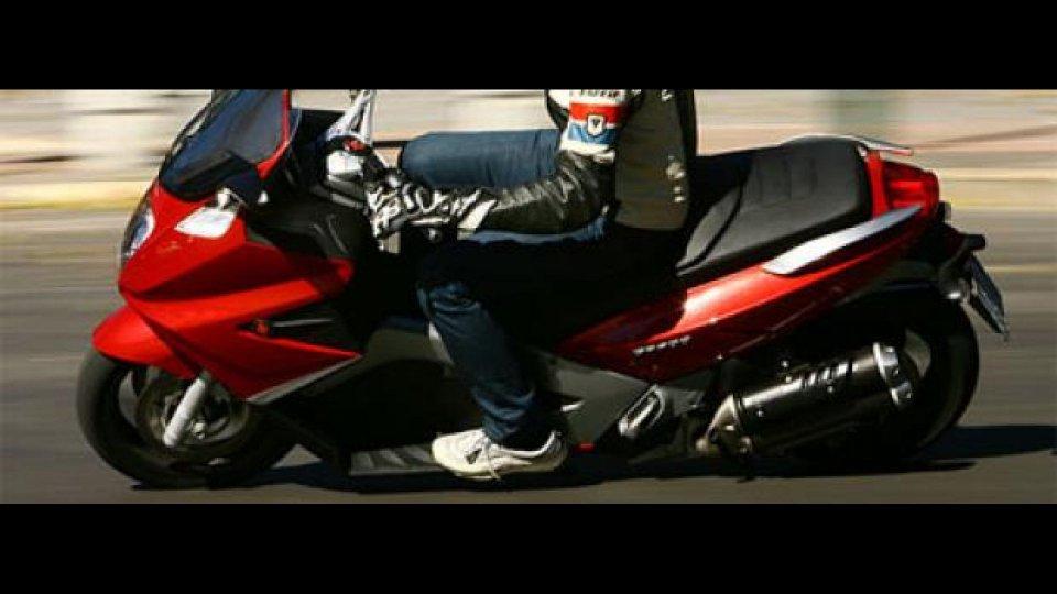 Moto - News: Gilera GP 800 - TEST