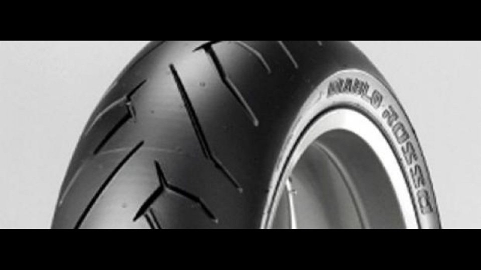 Moto - News: Pirelli Diablo Rosso