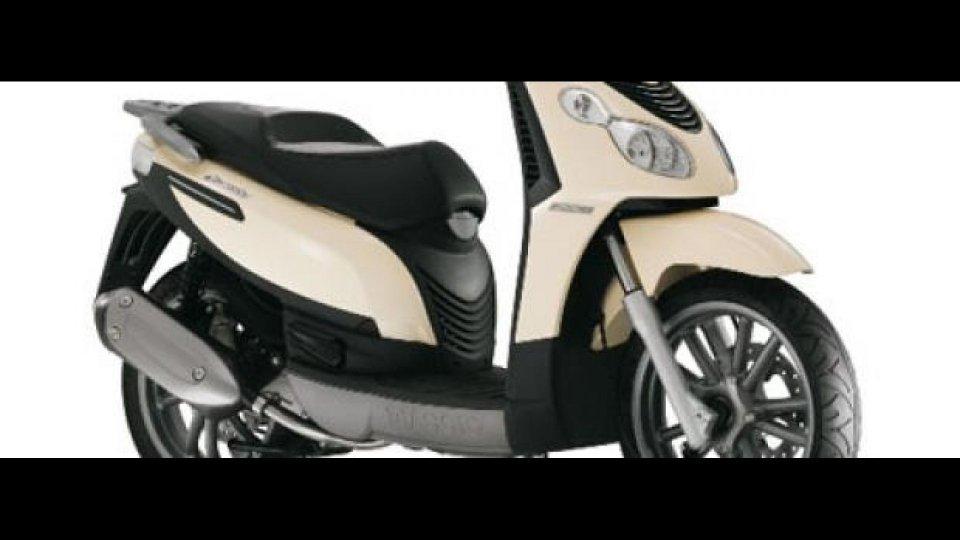 Moto - News: Piaggio Carnaby - TEST