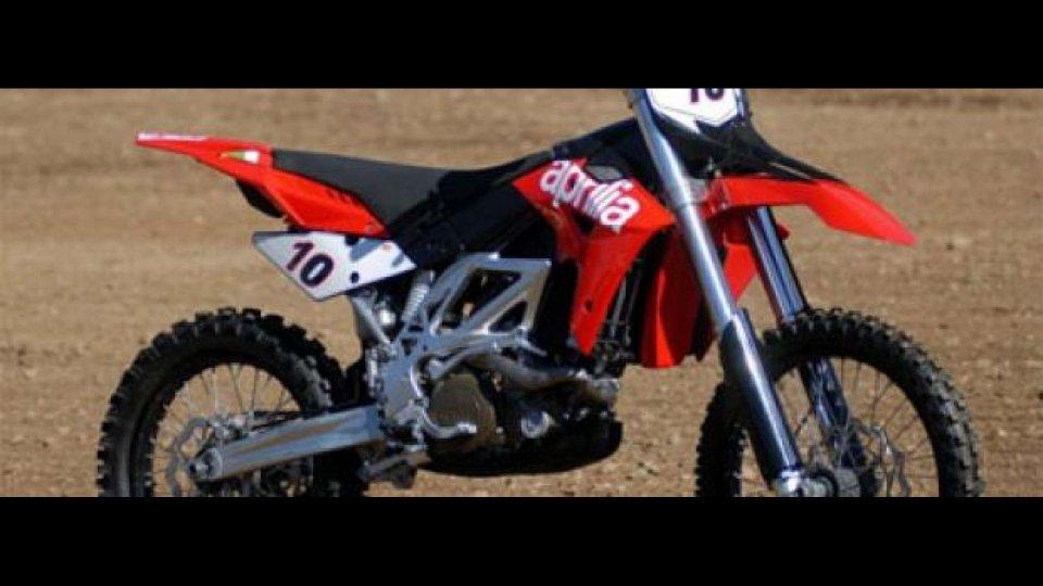 Moto - News: Aprilia MXV 2009 - preserie