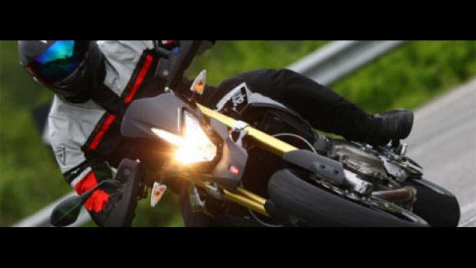 Moto - Test: Aprilia Dorsoduro 750 - TEST