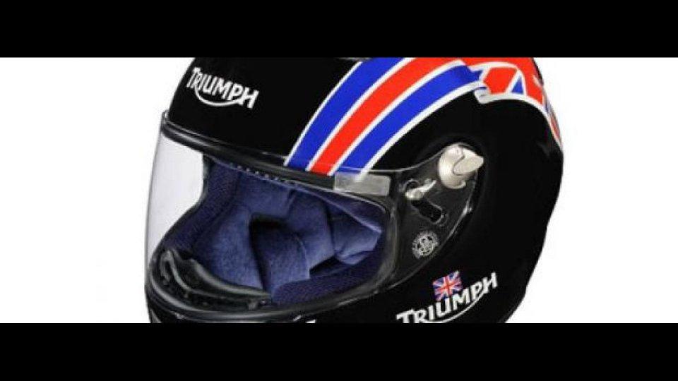 Moto - News: Caschi Triumph
