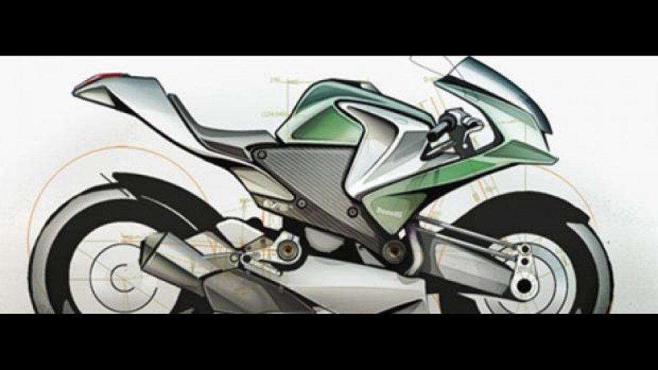 Moto - News: Benelli Quattro 600