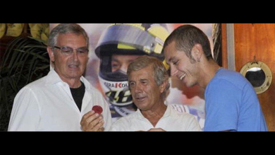 Moto - News: Rossi for President in AGV