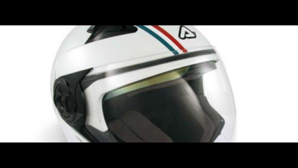Moto - News: Casco Acerbis Jet 500