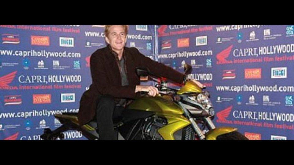 Moto - News: Capri, Hollywood - Honda International Film Festival