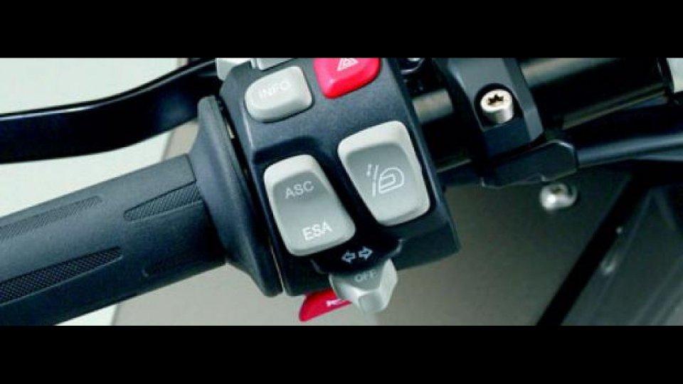 Moto - News: BMW ESA II
