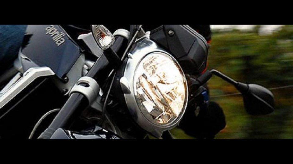 Moto - News: Aprilia Mana 850 - TEST