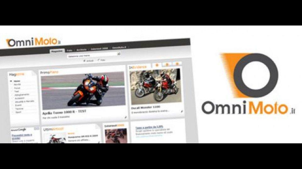 Moto - News: Benvenuti su OmniMoto.it