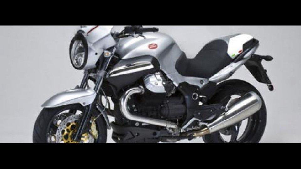 Moto - News: Moto Guzzi Sport 1200 4v