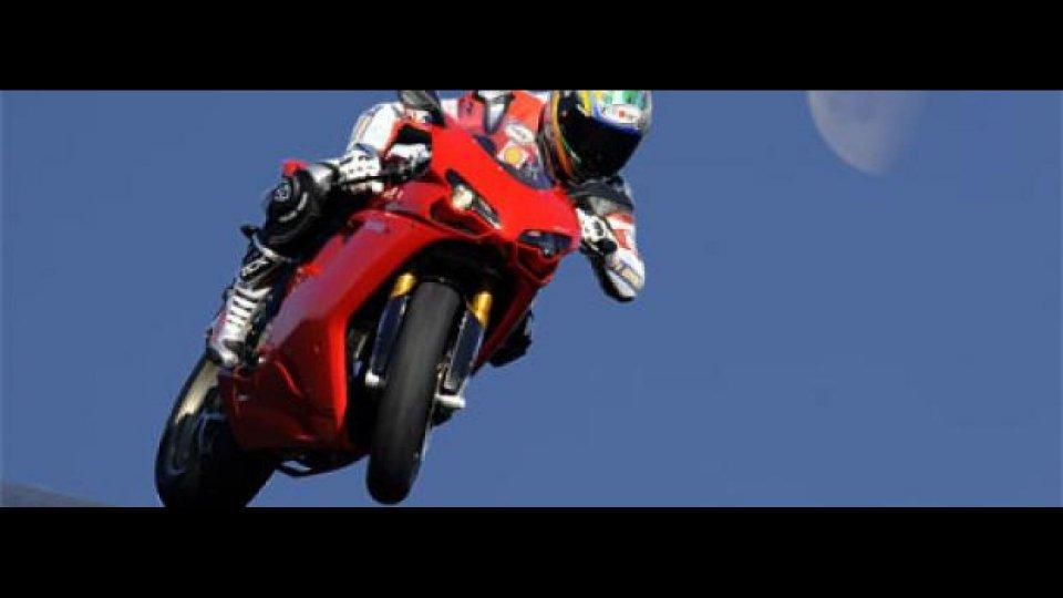Moto - News: Troy Bayliss sulla Ducati 1198