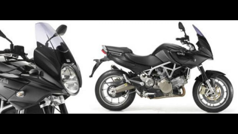 Moto - News: Aprilia Mana GT