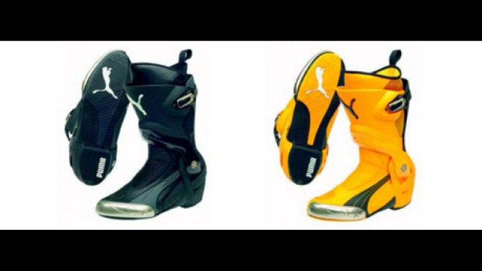 Moto - News: Stivali Puma 1000 V2
