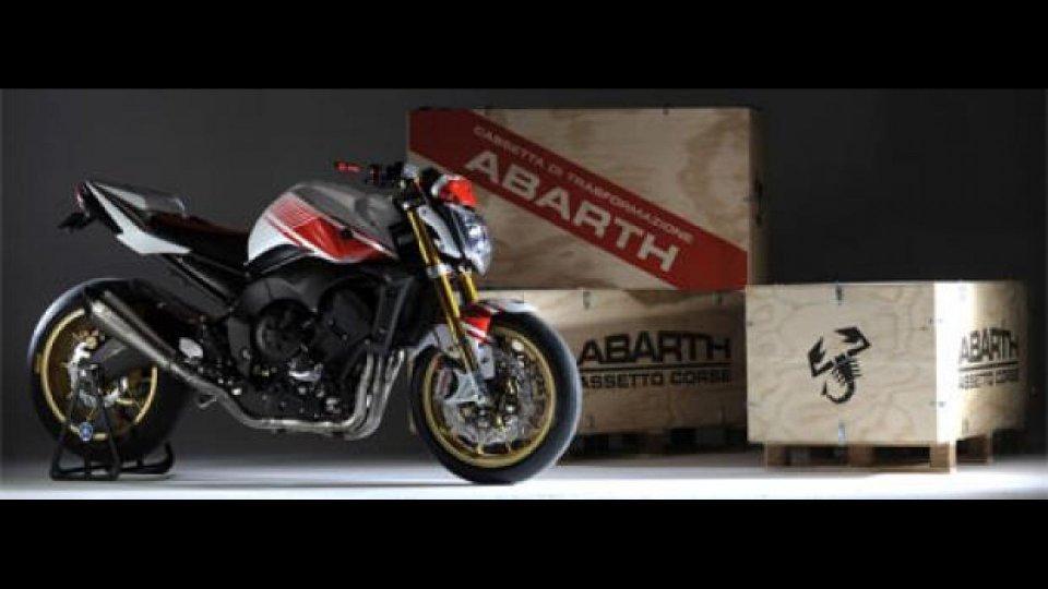 Moto - News: Yamaha FZ1 Abarth Assetto Corse