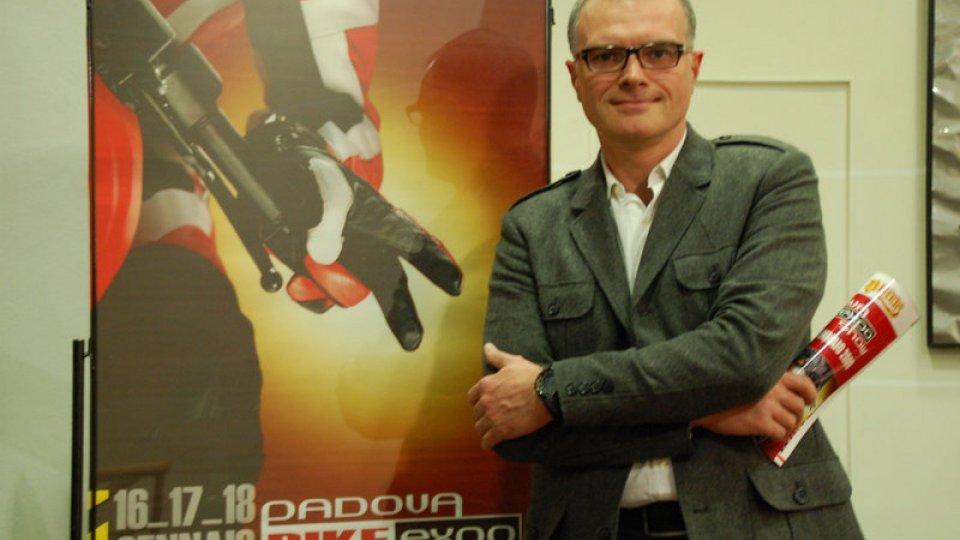 Moto - Gallery: Paolo Coin - Direttore PadovaFiere spa