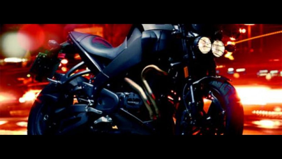 Moto - News: Buell City X XB9SX Total Black
