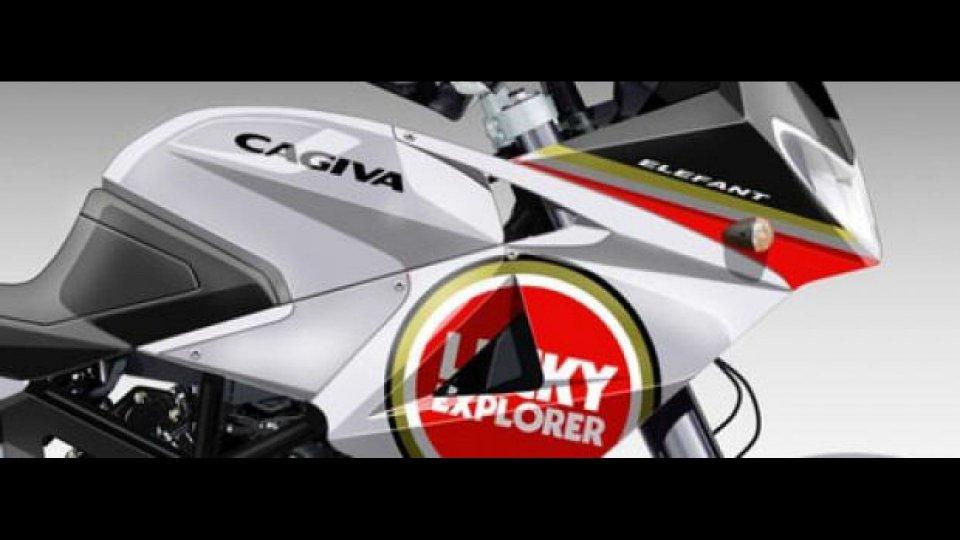 Moto - News: Cagiva Elefant 1125