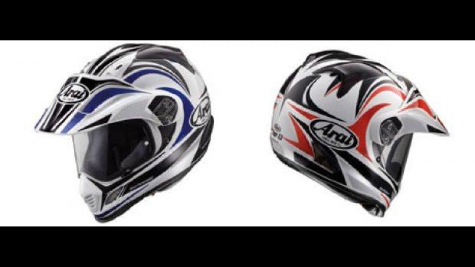 Moto - News: Casco Arai Tour-X 3 Longway