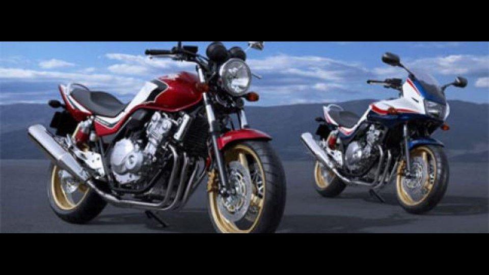 Moto - News: Honda CB 400 SF 2009