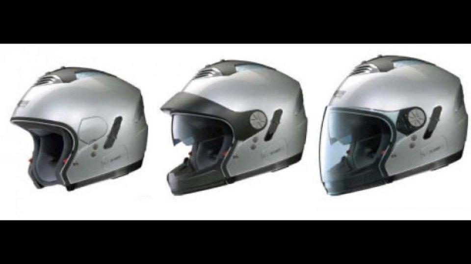 Moto - News: Nolan N43 Air