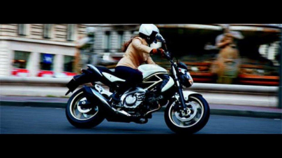 Moto - News: Suzuki: le nuove K9 presto in vendita