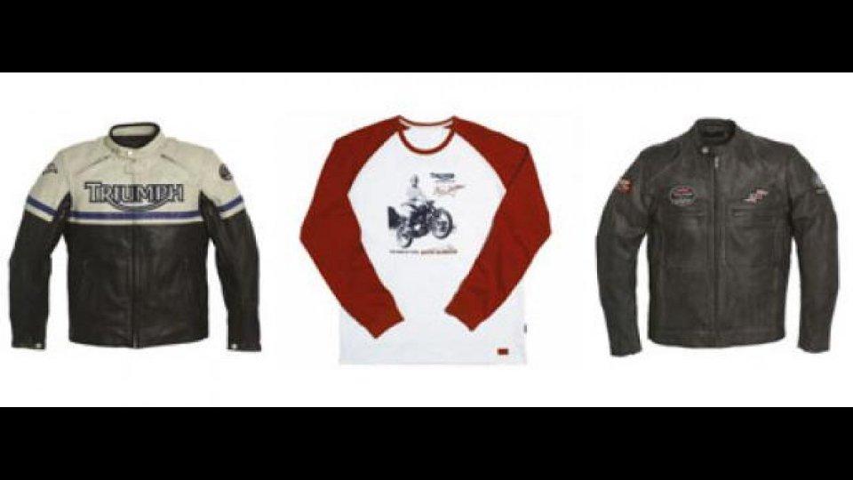 Moto - News: Collezione 2009 Triumph