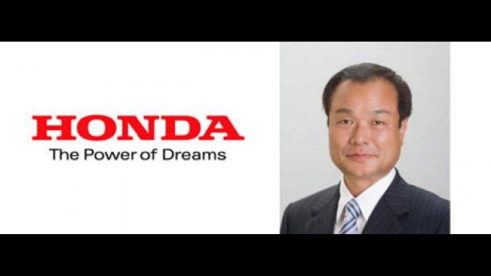 Moto - News: Honda: Takanobu Ito è il nuovo CEO