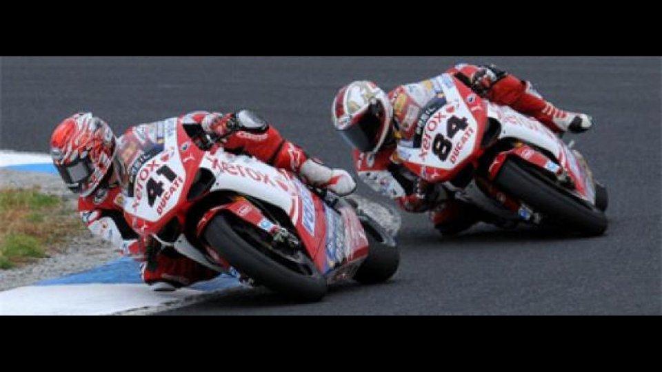 Moto - News: SBK: conclusi i test pre-campionato