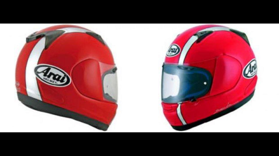 Moto - News: Arai Viper GT Rosso Passione