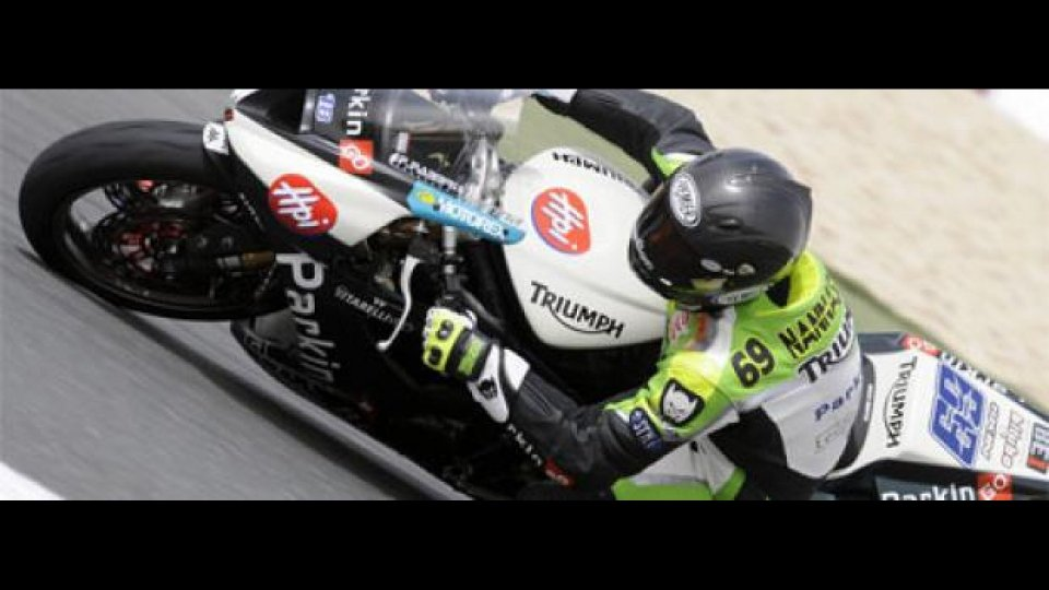 Moto - News: WSS 2009, Qatar: podio sfiorato per la Daytona 675