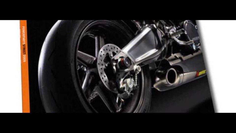 Moto - News: KTM RC8 R: tre kit di potenziamento